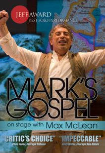 Mark's Gospel - On Stage with Max MacLean - .MP4 Digital Download