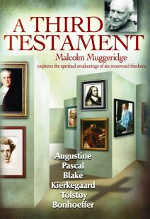 Malcolm Muggeridge's:  A Third Testament - .MP4 Digital Download