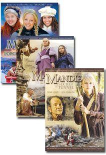Mandie - Set of Three