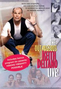 Outrageous Keith Deltano - Live! - .MP4 Digital Download
