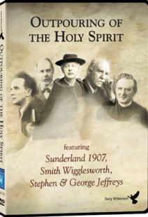 Outpouring Of The Holy Spirit - .MP4 Digital Download