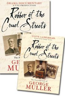 Robber Of The Cruel Streets DVD And Book Set