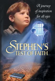 Stephen's Test of Faith - .MP4 Digital Download