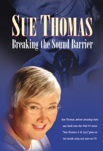 Sue Thomas: Breaking the Sound Barrier - .MP4 Digital Download