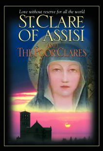 St. Clares of Assisi and Poor Clares - .MP4 Digital Download