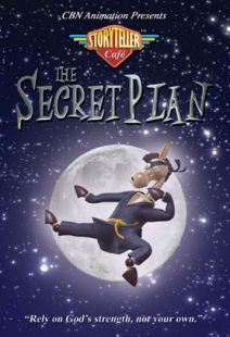 Storyteller Cafe: The Secret Plan - .MP4 Digital Download
