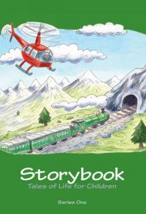 Storybook: Series 1 - .MP4 Digital Download
