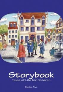 Storybook: Series 2 - .MP4 Digital Download