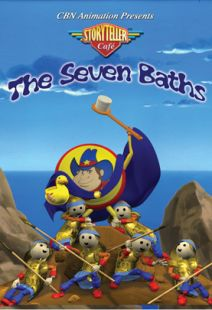 Storyteller Cafe: The Seven Baths