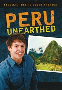 Stevie's Trek: Peru Unearthed - .MP4 Digital Download