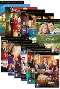 Signed, Sealed, Delivered - 12 Movies and the Series