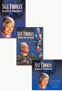 Sue Thomas - Set of Three