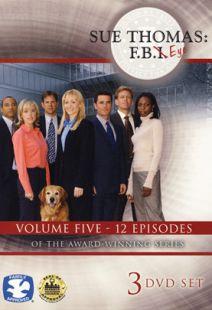 Sue Thomas: F. B. Eye Volume 5