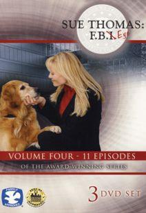 Sue Thomas: F. B. Eye Volume 4