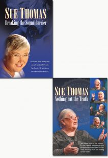 Sue Thomas - Set of Two