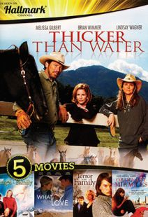 Thicker Than Water - 5 Movie Pack