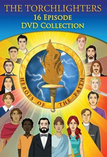 Torchlighters 4 Pk 16 Episode Ultimate DVD Collection