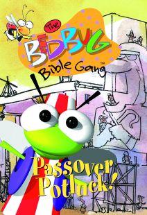 The Bedbug Bible Gang: Passover Potluck! - .MP4 Digital Download