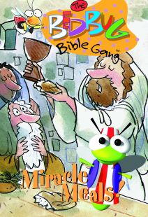 The Bedbug Bible Gang: Miracle Meals! - .MP4 Digital Download