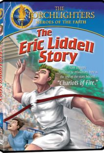 Torchlighters: Eric Liddell Story - .MP4 Digital Download