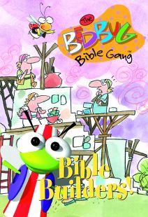 The Bedbug Bible Gang: Bible Builders! - .MP4 Digital Download