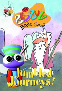 The Bedbug Bible Gang: Jumbled Journey!