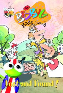 The Bedbug Bible Gang: Lost And Found! - .MP4 Digital Download