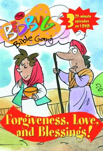 The Bedbug Bible Gang: Forgiveness, Love And Blessings! - .MP4 Digital Download