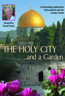 The Holy City ... And A Garden