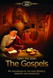 "The Gospels (""Open The Bible"" Series)"
