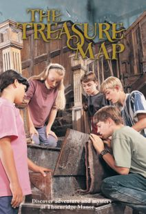 The Treasure Map - .MP4 Digital Download
