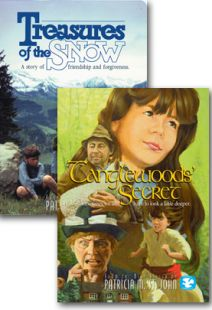 Treasures Of The Snow & Tanglewoods' Secret - Set of 2