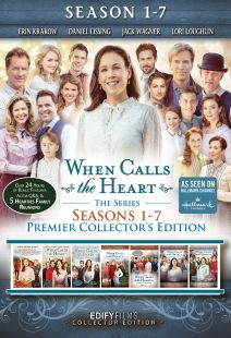When Calls the Heart: Seasons 1-7 Premier Edition