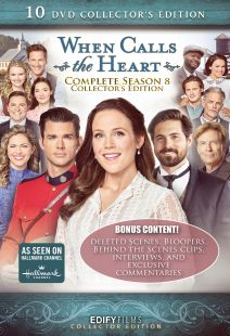 When Calls the Heart: Season 8 Collector's Edition