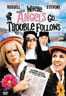 Where Angels Go Trouble Follows