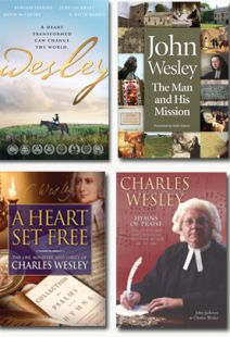 Wesley Brothers - Set of 4
