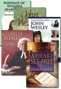 Wesley - Set Of Five