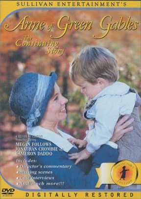 Anne Of Green Gables: Continuing Story