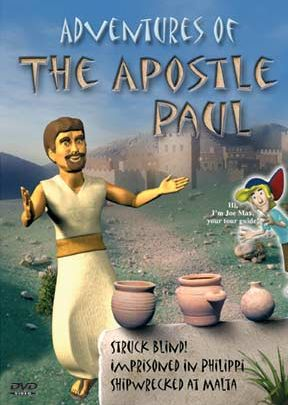 Adventures Of The Apostle Paul - .MP4 Digital Download