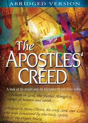 Apostles' Creed - Abridged Version .MP4 Digital Download