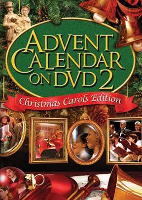 Advent Calendar On DVD 2 : Christmas Carols Edition - .MP4 Digital Download