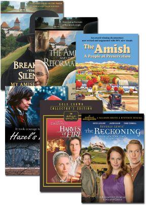 Amish Set of 6