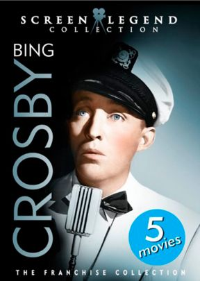 Bing Crosby Screen Legend Collection