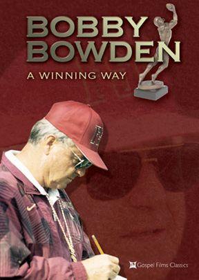 Bobby Bowden: A Winning Way - .MP4 Digital Download