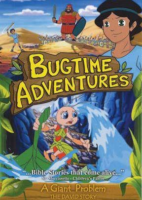 Bugtime Adventures - Episode 2 - A Giant Problem - The David Story - .MP4 Digital Download
