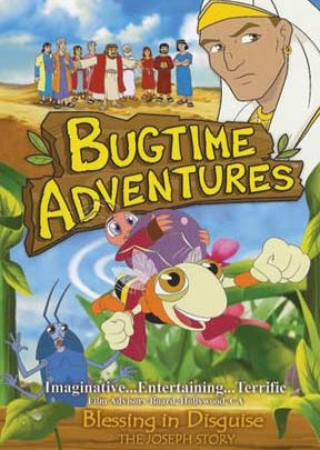 Bugtime Adventures - Episode 1 - Blessing in Disguise - The Joseph Story - .MP4 Digital Download
