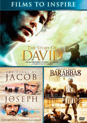 Barabbas / Story of David / Story of Jacob and Joseph