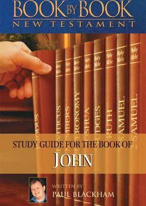 Book By Book: John - GUIDE