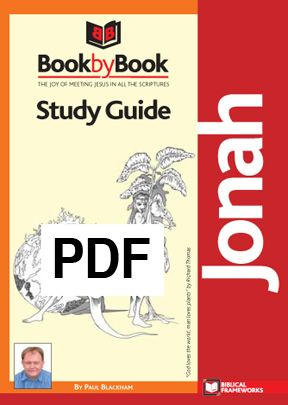 Book by Book: Jonah - Guide (PDF)