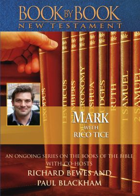 Book By Book: Mark - DVD + Guide